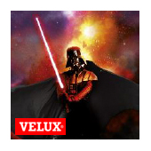 Star Wars & VELUX Galactic Night Collection
